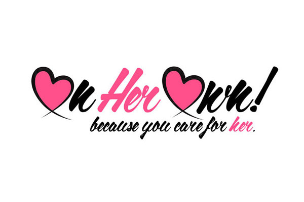 on-her-own-logo-square
