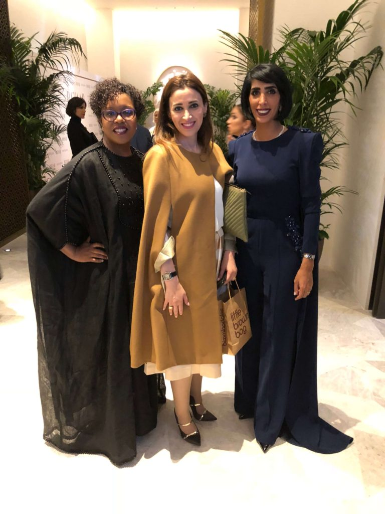 Bazaar Magazine Event 3 Balsam International-Divas In Defense Kuwait